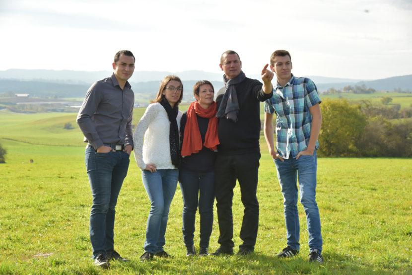 Notre famille....