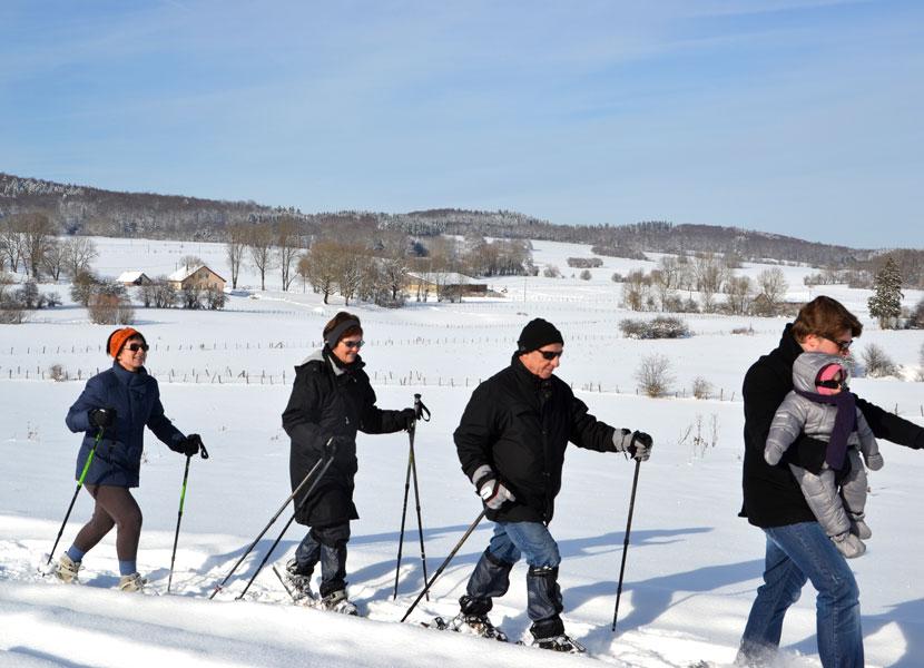 Ski de fond.....